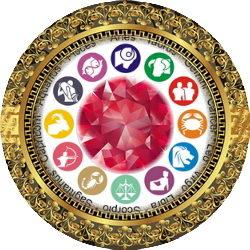 Zodiac Lucky Stones