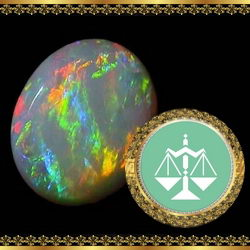 Lucky Stone Libra