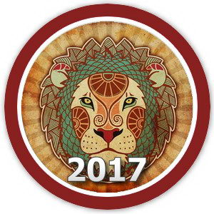 מזל אריה - הורוסקופ 2017