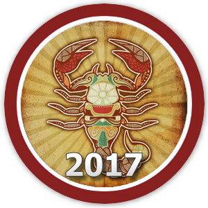 מזל עקרב - הורוסקופ 2017